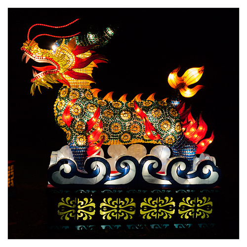 chinese, new, year, lantern, festival, lunar, spring, dragon