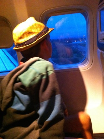 travel, fly, air, airplane, plane, window, child, kid, view