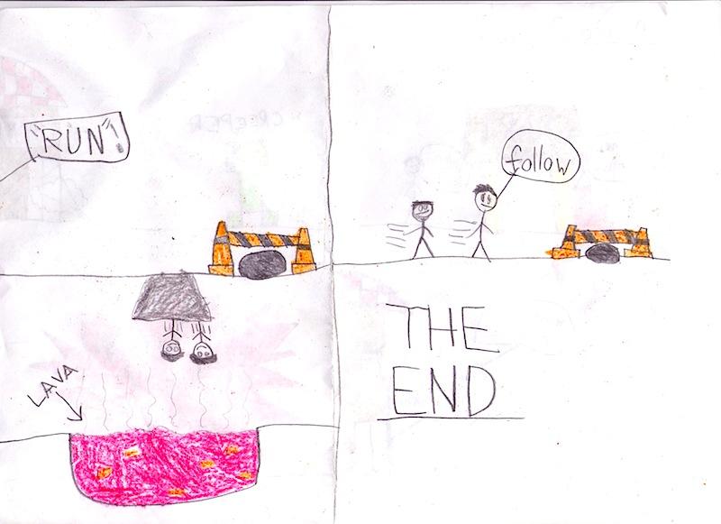Comic Strips by Kids | Honea Express