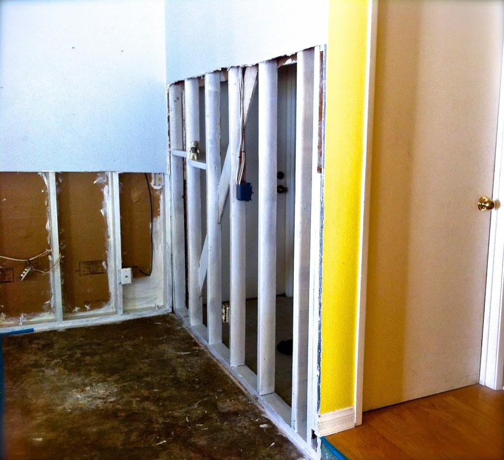 water, leak, house, home, damage, walls, floor, carpet, tile, mess, construction, mold,