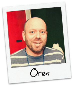 Oren Miller at Dad 2.0